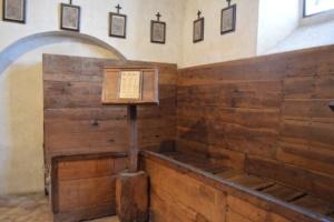 chór sióstr w San Damiano