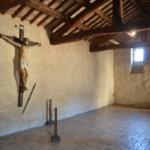 dormitorium w San Damiano