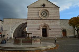 Bazylika św. Klary w Asyżu