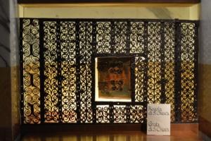 Krata z San Damiano, obecnie w bazylice św. Klary w Asyżu