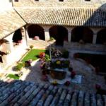 San Damiano - wirydaż