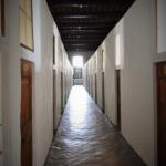 Dormitorium w klasztorze Klarysek Kapucynek w Città di Castello